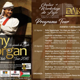 Hany Morgan – Tour 2016 – Arica